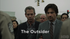 "[USA] Début de diffusion de la mini-série ""The Outsider"""