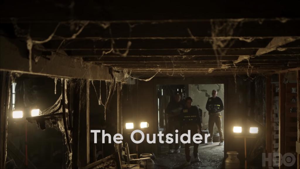 L'Outsider serie 03