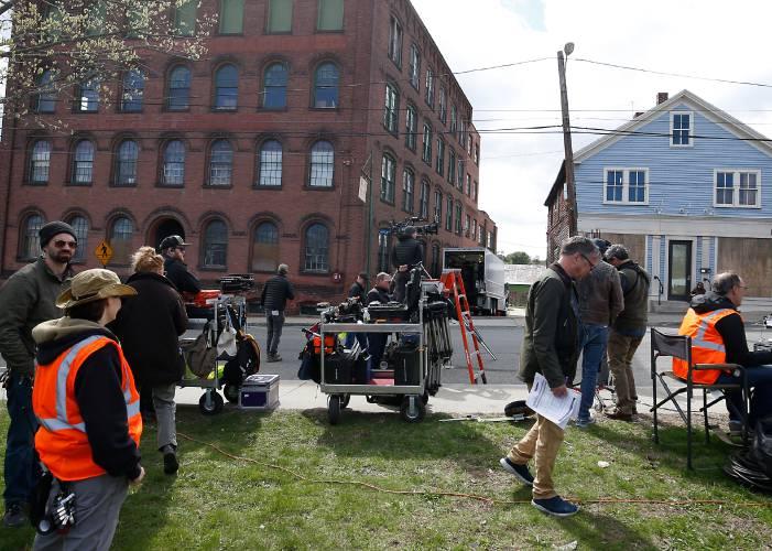 castle rock s02 tournage