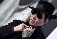 marilyn manson le fleau the stand