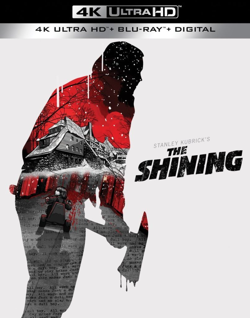 shining blu ray 4k ultra hd