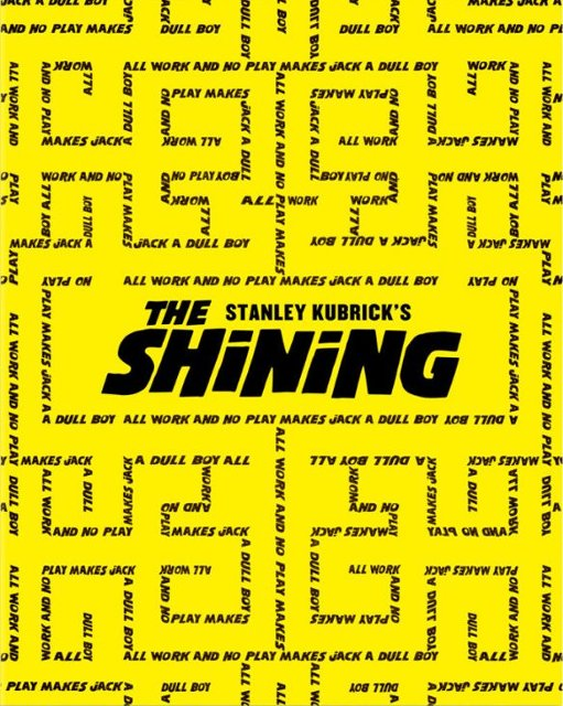 shining blu ray 4k ultra hd steelbook