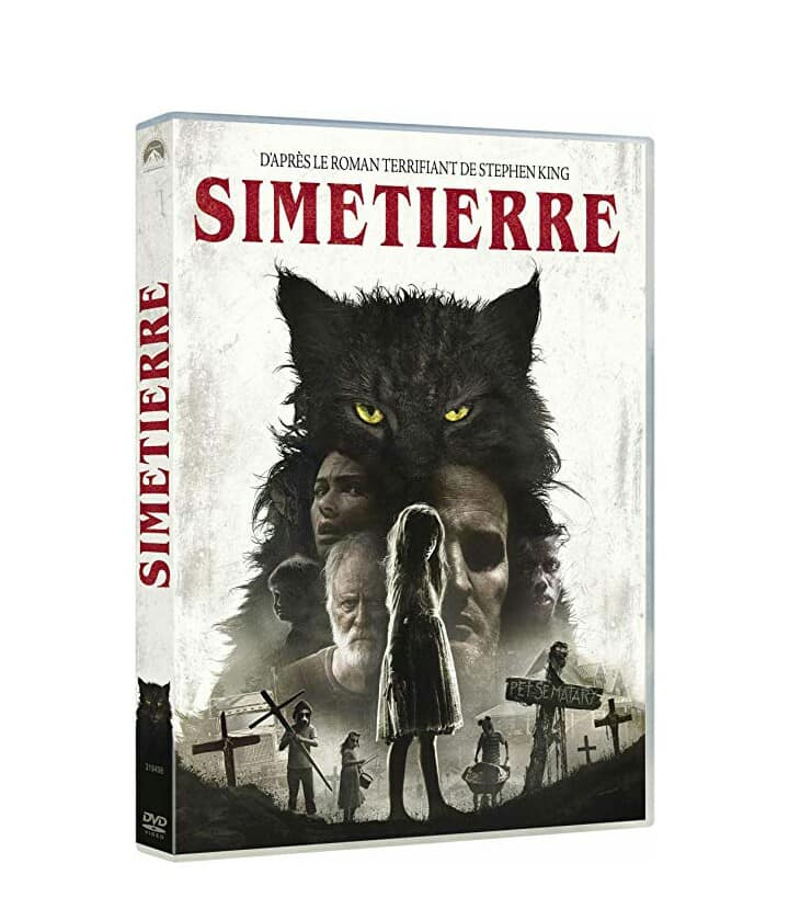 simetierre 2019 dvd