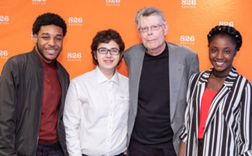 stephen king gala 1000 stories 826 boston