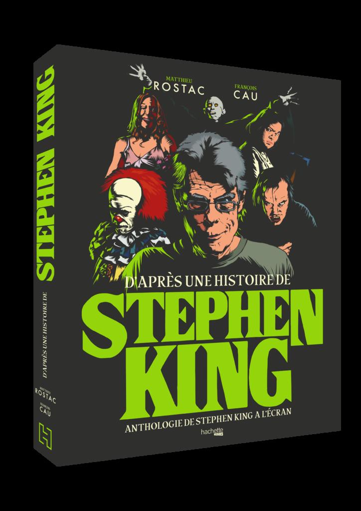 dapres une histoire de stephen king couverture 01
