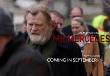 mr mercedes saison 3 teaser behind the scenes