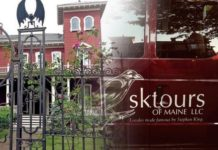 sk tours of maine stu tinker