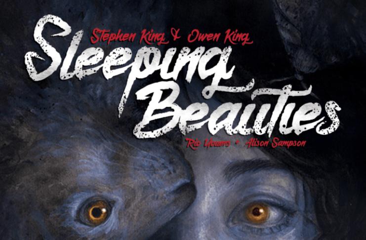 sleeping beauties comic book bande dessinnee