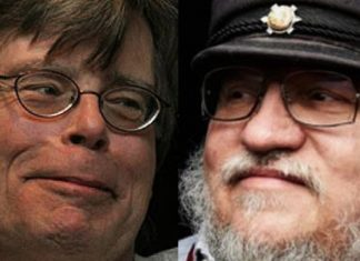 stephen king george rr martin