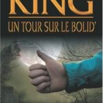 un tour sur le bolid stephen king poche couverture