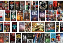 bibliographie stephen king