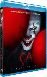 """[FR] """"Ça Chapitre 2"""" en DVD et Blu-Ray 4k Steelbook"""