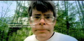 documentaire stephen king paramount channel