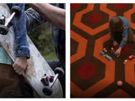 easter eggs connexions references ca chapitre2 shining