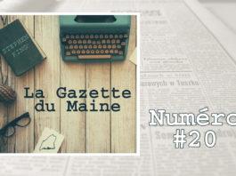 gazette du maine podcast actualite stephen king 20