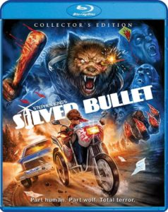 "[USA] Sortie de ""Silver Bullet"" en Blu-Ray Collector par Scream factory"