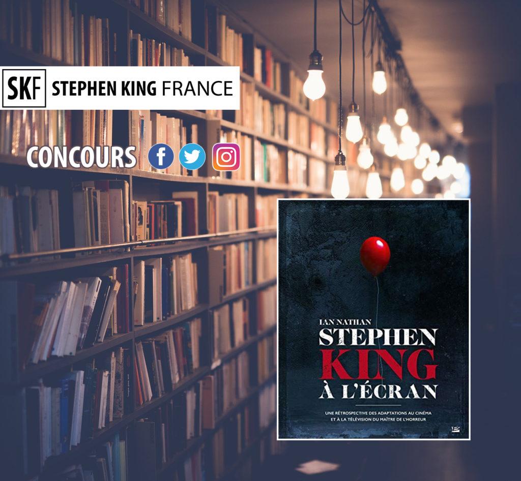 Concours Gagnez Des Exemplaires Du Livre Stephen King A L