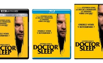 doctor sleep dvd blu ray
