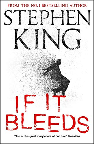 if it bleeds stephen king cover