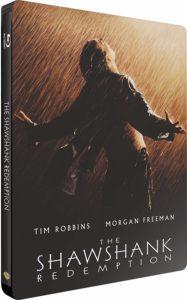 """[FR] Blu-Ray Steelbook """"Les Évadés"""""""