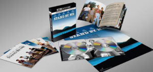 [FR] Combo Blu-Ray 4K du film Stand by Me