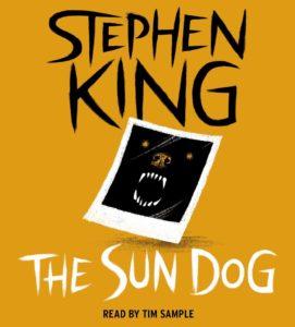 """[FR] La novella """"Le Molosse Surgi du Soleil"""" (The Sun Dog) par Albin Michel"""