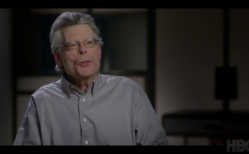 stephen king featurette outsider