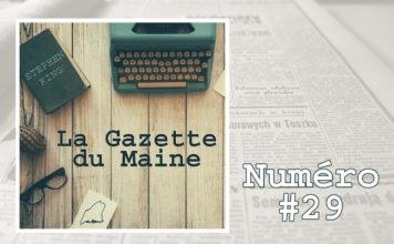 Gazette du Maine bannière modèle