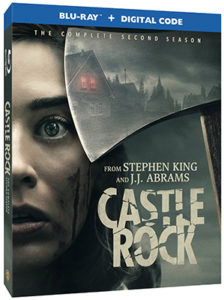 "[US] La saison 2 de ""Castle Rock"" en Blu-Ray"