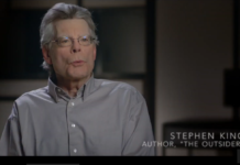 stephen king video the outsider