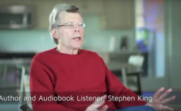 stephen king audiobook livre audio