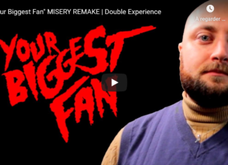 double experience biggest fan misery hommage