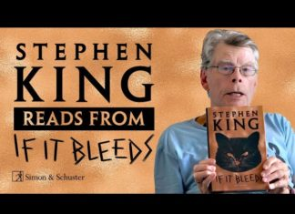 stephen king reading if it bleeds 2
