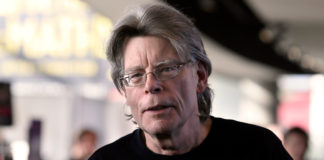 stephen king portrait