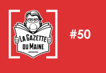 Gazette du Maine 50