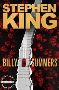"[USA] ""Billy Summers"" publié chez Scribner"