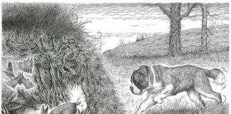 cujo-stephen-king-ps-publishing-glenn-chadbourne
