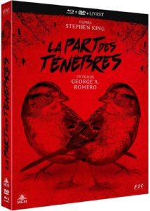 """[FR] """"La Part des Ténèbres"""" de George A. Romero en pack DVD + Blu-Ray + Livret de 16 pages"""