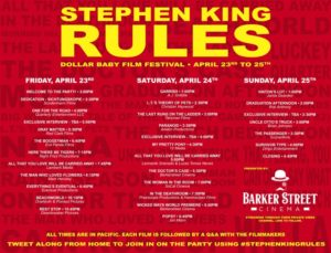 "[US] ""Stephen King Rules"" : festival en ligne de Dollar Babies"