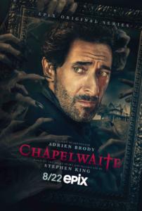 """[FR] Diffusion de la série """"Chapelwaite"""""""
